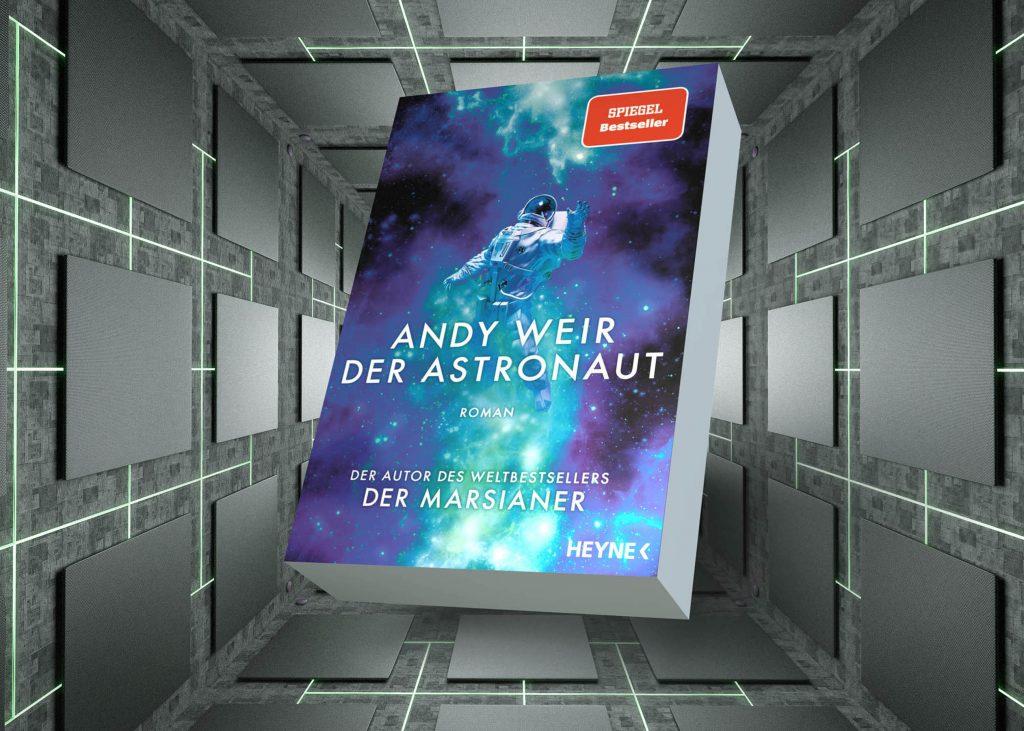 Buchtipp Der Astronaut